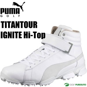 プーマ ゴルフシューズ TT イグナイト ハイトップ TT ...