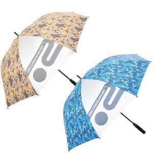 ロサーセン 晴雨兼用パラソル アンブレラ 046-99304 カモ柄 puresuto