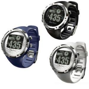 ショットナビ Shot Navi W1-FW 腕時計型 GPSゴルフナビ フェアウェイ機能搭載 GPSウォッチ|puresuto