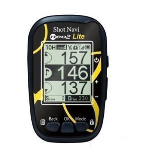 ショットナビ ネオ2 ライト GPSゴルフナビ|puresuto