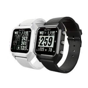 ショットナビ Shot Navi Hug 腕時計型 GPS ゴルフナビ|puresuto