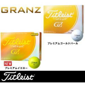 【オウンネーム】 タイトリスト Titleist ゴルフボール グランゼ 3ダース【■Aco■】|puresuto