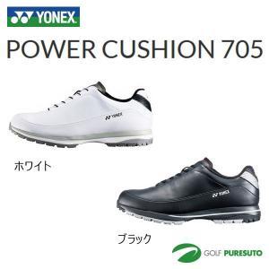 ヨネックス パワークッション 705 ゴルフシューズ メンズ...