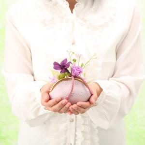 プリザーブドフラワー ギフト プレゼント 敬老の日 贈り物 お礼 結婚祝い 卒業祝い 出産 送別 退職祝い お見舞い 記念日 和風 おさいふ 福|purizasenka|05