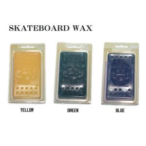 (SKATE WAX スケートワックス)(BLUE) 即納商品 正規品 SKATEBOARD スケートボード SK8 縁石 カーブ|purplehaze