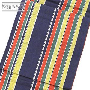 京袋帯 着物 きもの 京袋帯 綿 和服 和装 リサイクル|purpose-inc