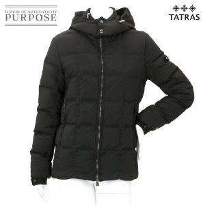 タトラス TATRAS ダウン ジャケット 中綿 ブラック サイズ 01 レディース|purpose-inc