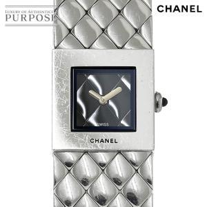 シャネル CHANEL マトラッセ レディース 腕時計 H0...