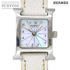 エルメス HERMES Hウォッチミニ HH1 110 レデ...