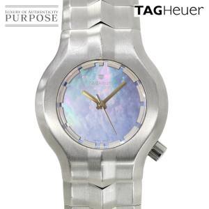 タグホイヤー TAG HEUER アルターエゴ WP1312 レディース 腕時計 ブルーシェル 文字盤 クォーツ ウォッチ|purpose-inc