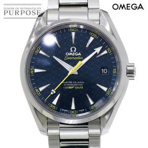 オメガ OMEGA シーマスター アクアテラ 007 ジェームズ ボンド 限定 231 10 42 21 03 004 メンズ 腕時計 コーアクシャル ウォッチ|purpose-inc