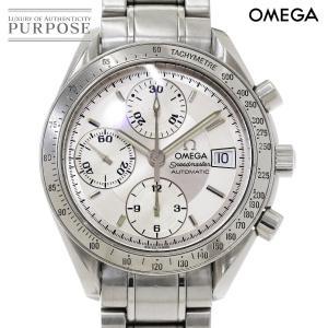 オメガ OMEGA スピードマスター デイト 3513 30 クロノグラフ メンズ 腕時計 シルバー 文字盤 オートマ 自動巻き ウォッチ purpose-inc