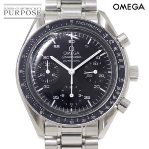 オメガ OMEGA スピードマスター 3510 50 クロノグラフ メンズ 腕時計 ブラック 文字盤 オートマ 自動巻 ウォッチ purpose-inc