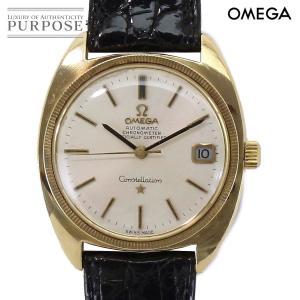オメガ OMEGA コンステレーション ST168 027 Cal.564 クロノメーター メンズ 腕時計 自動巻き オートマ アンティーク ウォッチ purpose-inc