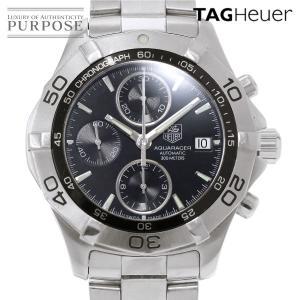タグホイヤー TAG HEUER アクアレーサー CAF2110 クロノグラフ メンズ 腕時計 自動巻き オートマ ウォッチ|purpose-inc