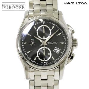 ハミルトン HAMILTON ジャズマスター H326160 クロノグラフ メンズ 腕時計 デイト ...