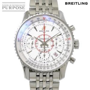ブライトリング BREITLING ナビタイマー モンブリラン01 リミテッド AB0131 200...