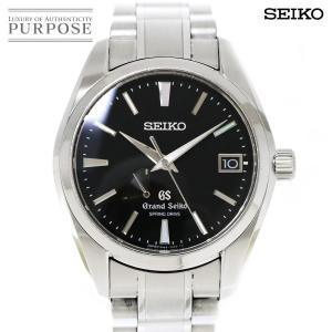 グランドセイコー GRAND SEIKO スプリングドライブ SBGA003 メンズ 腕時計 9R6...