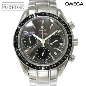 オメガ OMEGA スピードマスター デイト 323.30.40.40.06.001 クロノグラフ ...