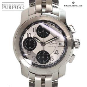 ボーム&メルシエ BAUME&MERCIER ケープランド クロノグラフ メンズ 腕時計 170本限...