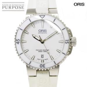 オリス ORIS アクイス デイト 01 733 7676 4156-07 4 21 31 メンズ ...