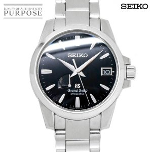 グランドセイコー GRANDSEIKO スプリングドライブ SBGA027 メンズ 腕時計 9R65...