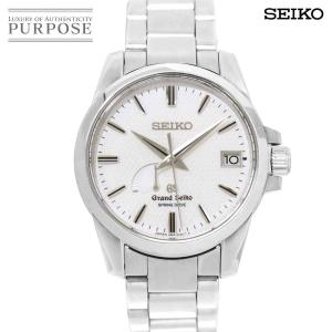 グランド セイコー GRAND SEIKO スプリングドライブ SBGA025 メンズ 腕時計 9R...