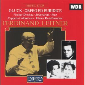 グルック:歌劇「オルフェオとエウリディーチェ」 (2CD) [Import] (Gluck|purrbase-store