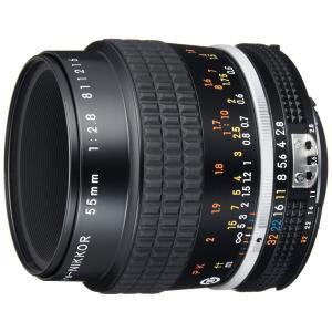 Nikon 単焦点マイクロレンズ AI マイクロ 55 f/2.8S フルサイズ対応 purrbase-store