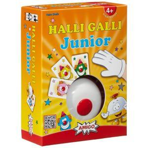 Halli Galli Junior: Halli Galli im Zirkuszelt. F?r 2 - 4 Spieler ab 4 Jahren|purrbase-store
