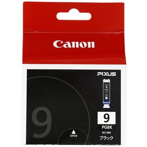 Canon 純正 インク カートリッジ BCI-9 ブラック BCI-9BK purrbase-store