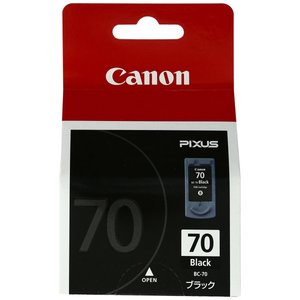 Canon 純正インクカートリッジ BC-70 ブラック BC-70 purrbase-store