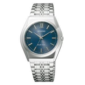 [シチズン]CITIZEN 腕時計 REGUNO レグノ ソーラーテック スタンダードモデル RS25-0041C メンズ|purrbase-store
