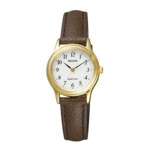 [シチズン]CITIZEN 腕時計 REGUNO レグノ ソーラーテック スタンダードモデル RS26-0031C レディース|purrbase-store