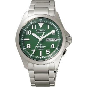 [シチズン]CITIZEN 腕時計 PROMASTER プロマスター エコ・ドライブ 電波時計 ランドシリーズ PMD56-2951 メンズ|purrbase-store