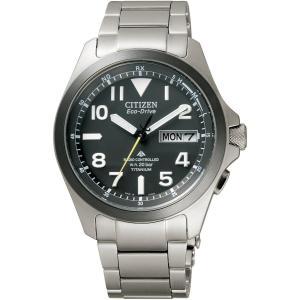 [シチズン]CITIZEN 腕時計 PROMASTER プロマスター エコ・ドライブ 電波時計 ランドシリーズ PMD56-2952 メンズ|purrbase-store