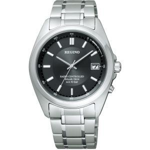 [シチズン]CITIZEN 腕時計 REGUNO レグノ ソーラーテック 電波時計 RS25-0344H メンズ|purrbase-store