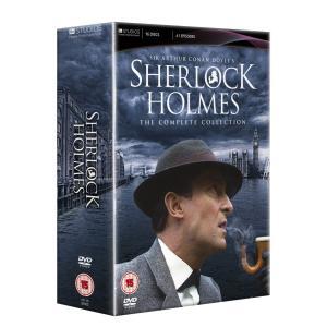 Sherlock Holmes Boxset [Import anglais]|purrbase-store