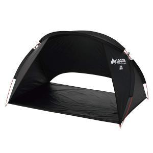 ロゴス(LOGOS) Black UV パラシェード(180×125cm)-AG 71809023 purrbase-store