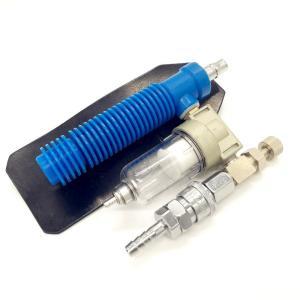 熱中症対策 溶接作業 冷却器 冷却ベスト エアー装置 クーレット クールベスト 個人用冷却器 コンプレッサーに接続だけ 水油分離|purrbase-store