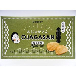 おじゃがさん OJAGASAN 塩こぶ味 【関西限定発売】|purrbase-store