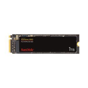 SanDisk 内蔵 M.2-2280 SSD/Extreme Pro 1TB / PCIe Gen3 NVMe / 5年保証/ SDSSDXPM2-1T00-G25 purrbase-store