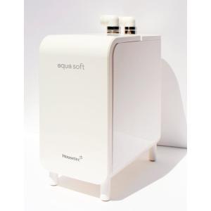 ハウステック シャワー用軟水器 アクアソフト BAQ-S1202 軟水シャワー aqua soft|purrbase-store