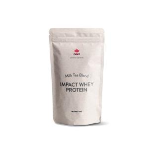 マイプロテイン Impact ホエイプロテイン 2.5kg (限定フレーバー) ミルクティー purrbase-store