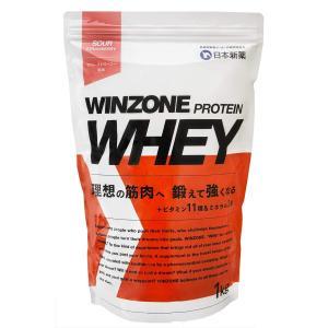 WINZONE PROTEIN WHEY(ウィンゾーン プロテイン ホエイ) (サワーストロベリー purrbase-store
