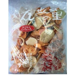 東海限定 えびせんべいの里 えびせんいろいろ MIXED 揚菓子 NO1 人気商品 袋 焼菓子 31...