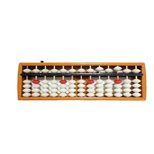 素材: プラスチック ビーズ玉 サイズ: 25X7.5X2 cm 小学校低学年向け 初心者の練習用に...