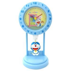 ドラえもんゆらゆらマスコット置時計●お子様へのプレゼントに!...
