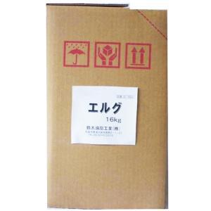 手洗い洗剤  SYK エルグ 16kg 工場 自動車整備工場 鈴木油脂工業 S-492|pvd1