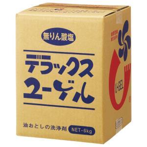 ピンク洗剤 粉石けん モクケン ユーゲルDX 6Kg コスモビューティー 1053|pvd1